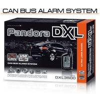 Pandora dxl 3500 инструкция по программированию